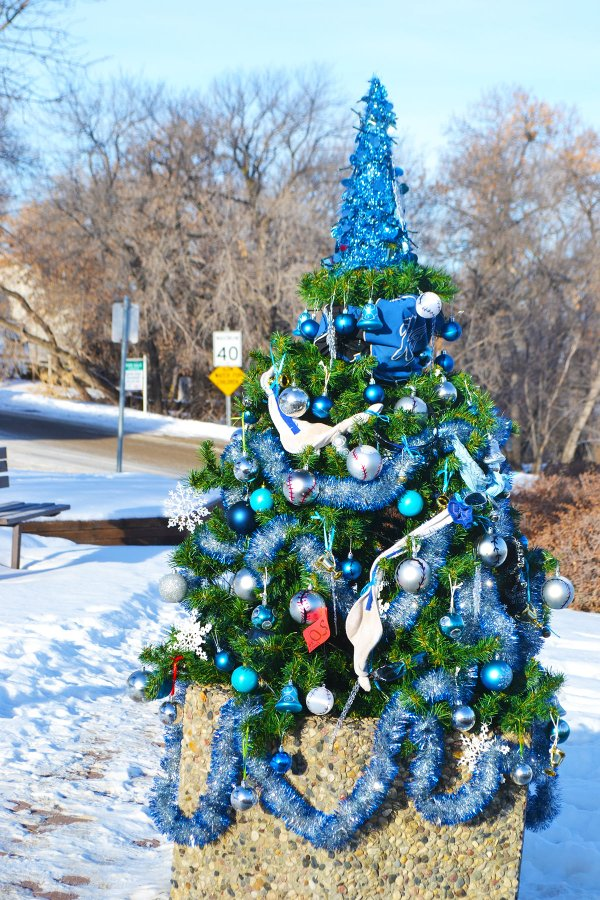 Festive Fun on Regina Beach Main Street 1 - dec 7 2020.JPG