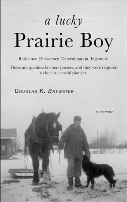 a lucky prairie boy - book cover -  doug brewster.jpg
