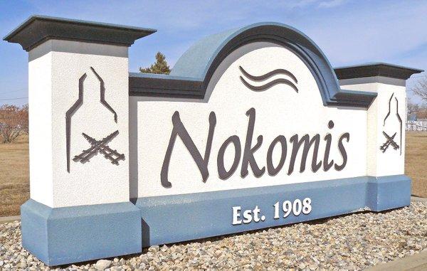 Nokomis Town Sign.jpg